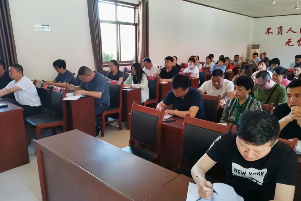 """邯郸:成安县辛义乡多措并举 开展""""地毯式""""疫苗接种摸排工作"""