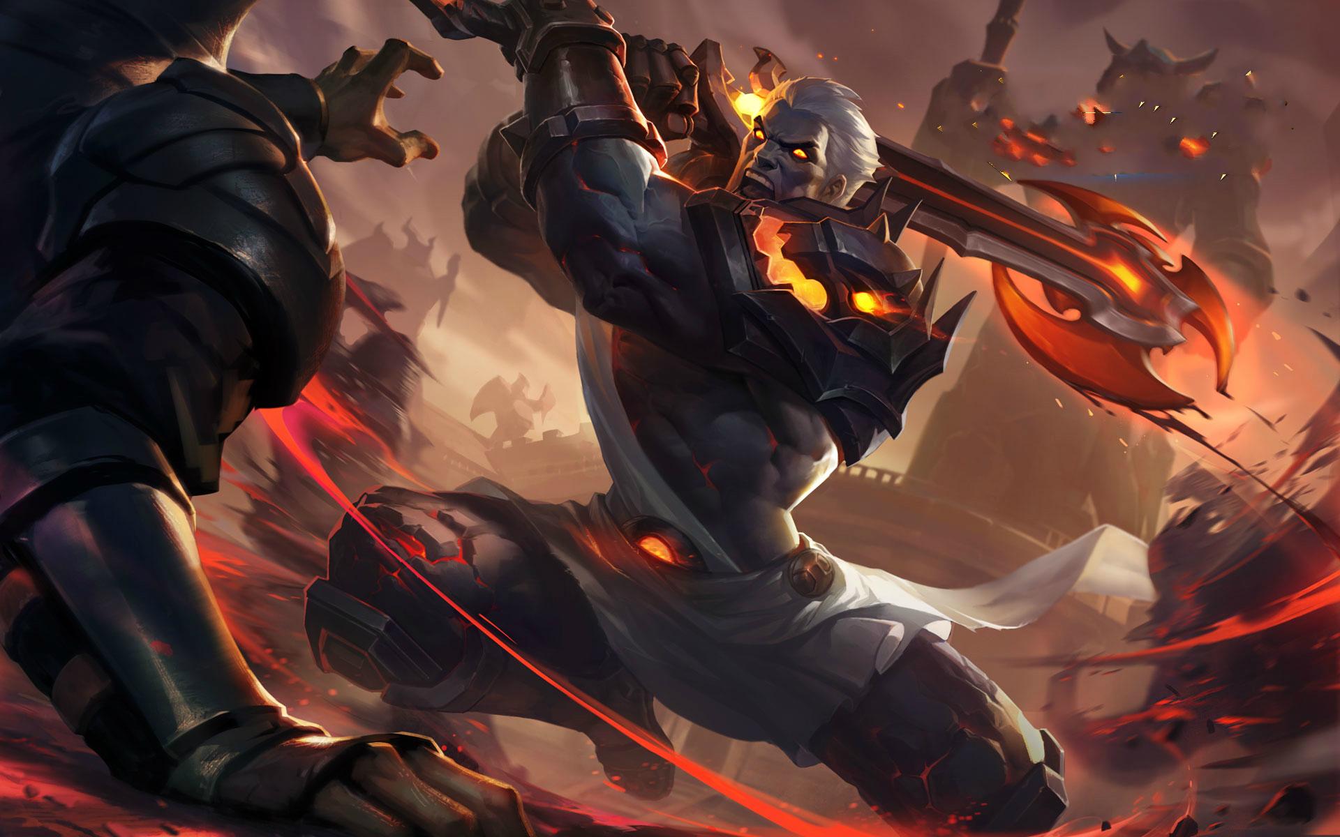 「英魂之刃口袋版」12期死亡的缔造者-新英雄死亡骑士初体验