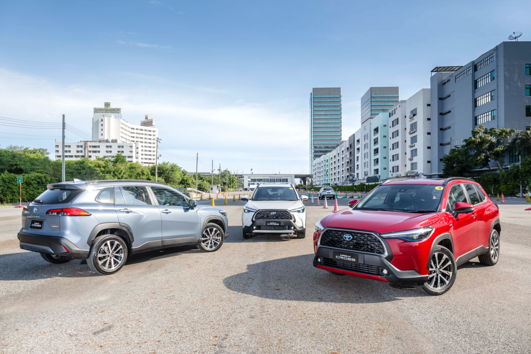比RAV4还便宜,挑战本田XR-V,丰田卡罗拉全新入门级SUV即将国产