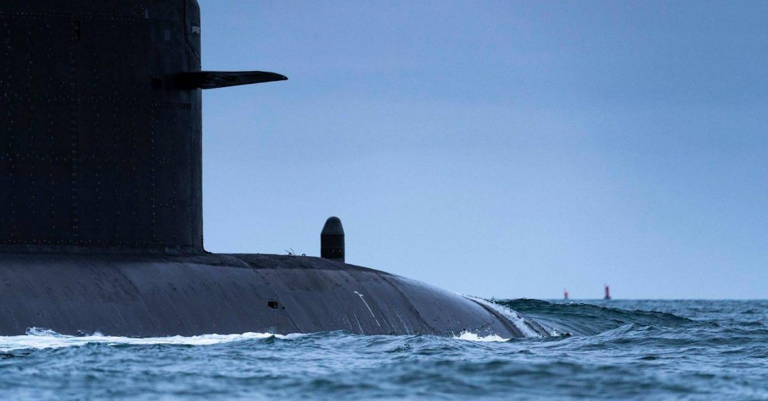 狐假虎威!应美国要求,法国派遣核潜艇闯入南海,向中国高声叫板