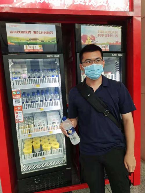 中国铁路消费扶贫柜:于无声处见真情