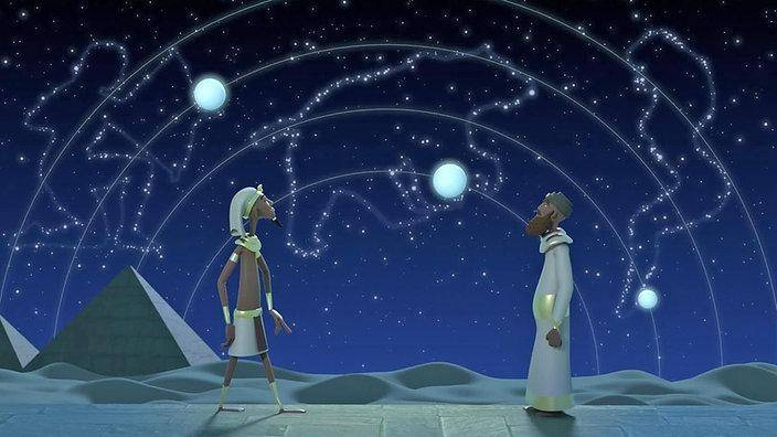 对于宇宙的探索,我们从来没有停止过