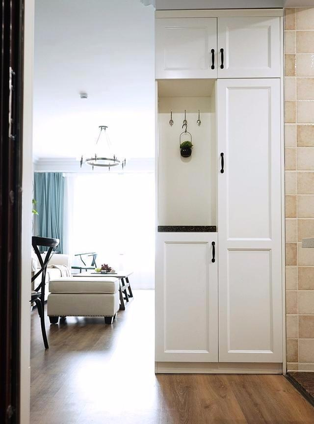 新房装修时,老公执意要在玄关做一个洗手池,入住才知好处多