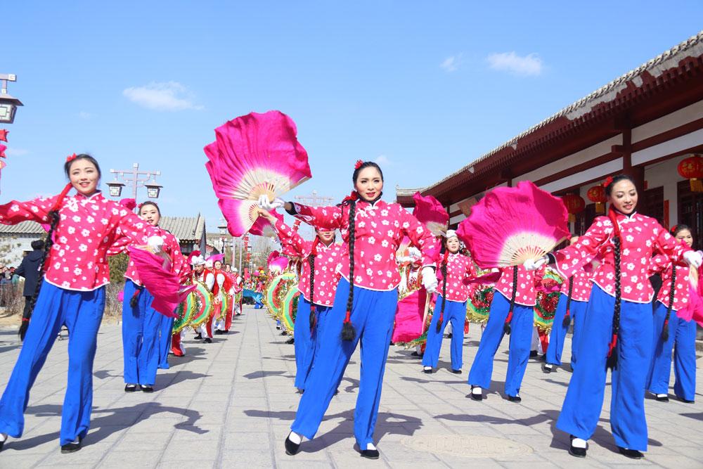 陕北方言,秧歌(yāng ge)