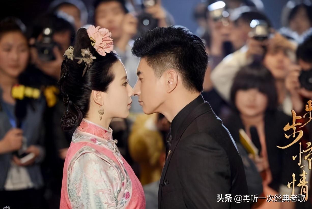 刘诗诗像小说里的豪门千金刘诗诗气质绝佳,高贵脱俗不愧是校花