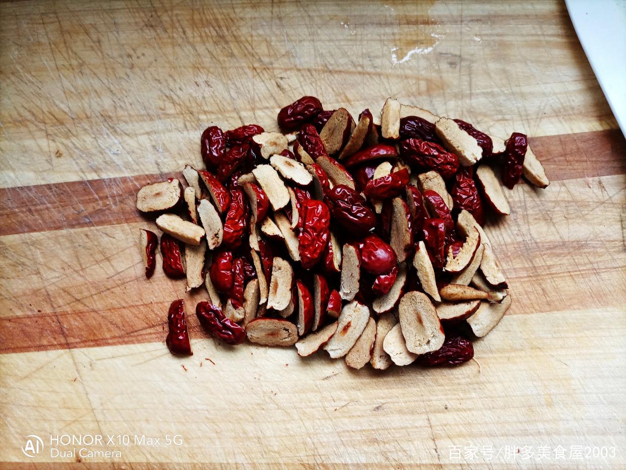 香甜松软的红糖红枣馒头,做法简单,蓬松暄软 美食做法 第7张