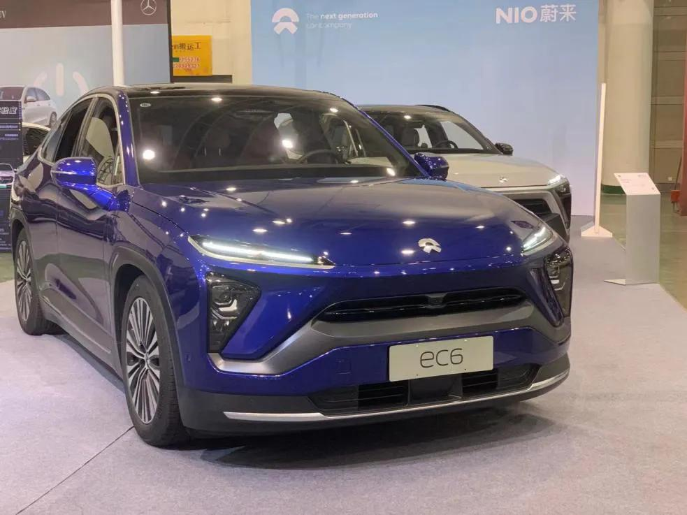 2021厦门智能网联汽车展览会进入第二天  新车多多