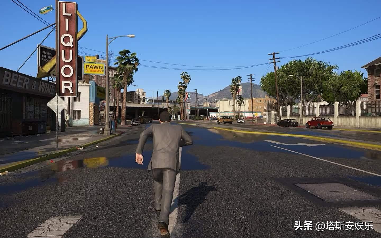 GTA5这款游戏,它为什么能这么强