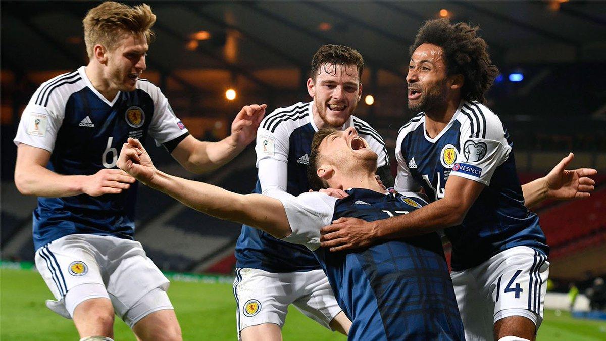 捷克vs苏格兰,切赫退役 捷克反倒越打越好?