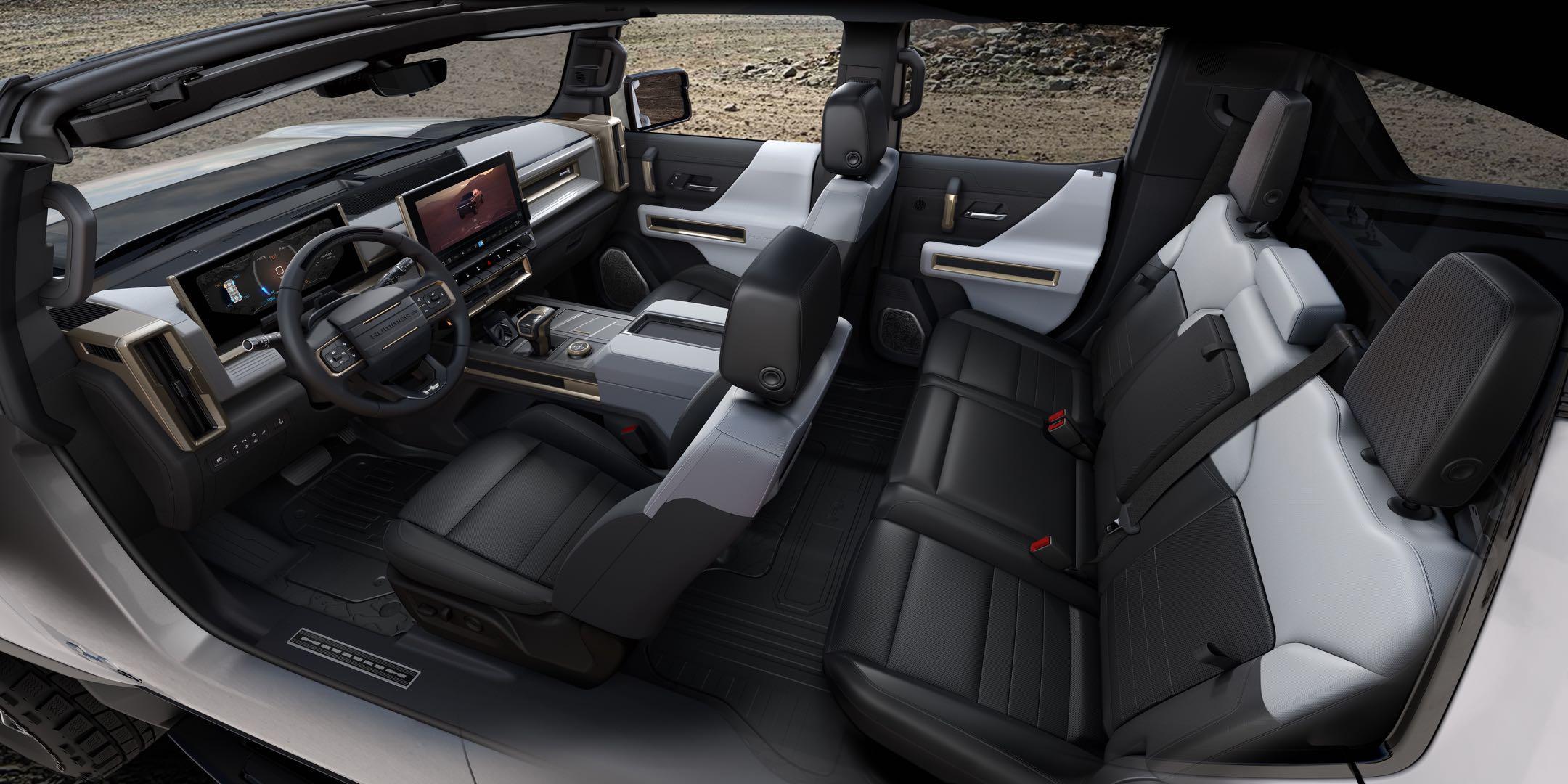通用发布电动悍马  高配11.2万美金明年上市