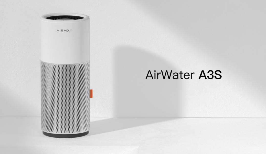秒新AirWater A3 的一小步,加湿器行业的一大步