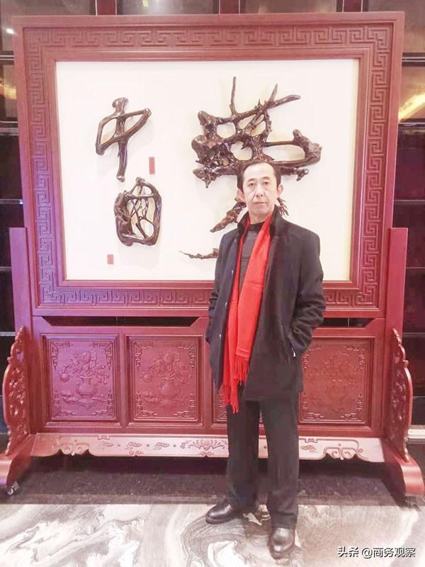 《时代复兴 沧桑百年》全国优秀艺术名家作品展——李广义