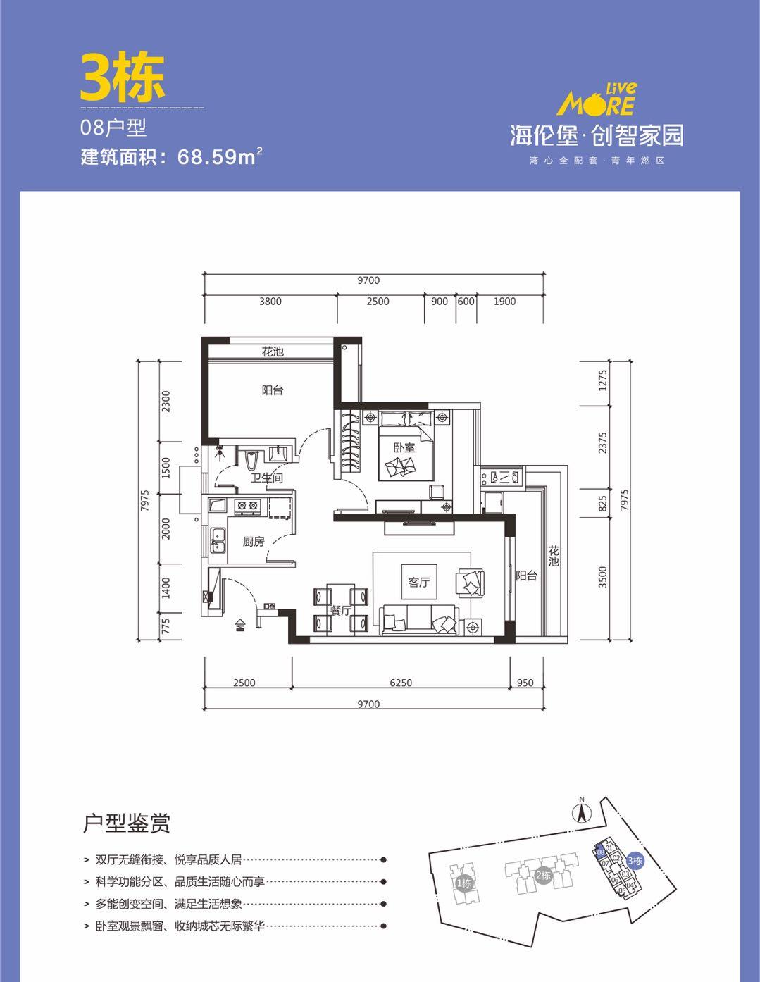 惠州【海伦堡·创智家园】真相大揭秘!规划的周边配套真实存在吗