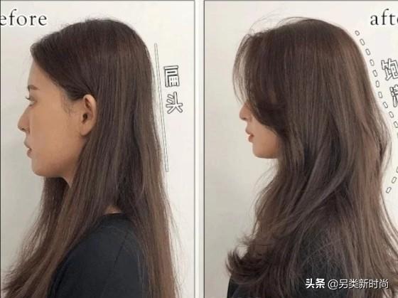 """还在留""""黑长直""""发型?温柔卷发尝试一下,变美可不止一点半点!"""
