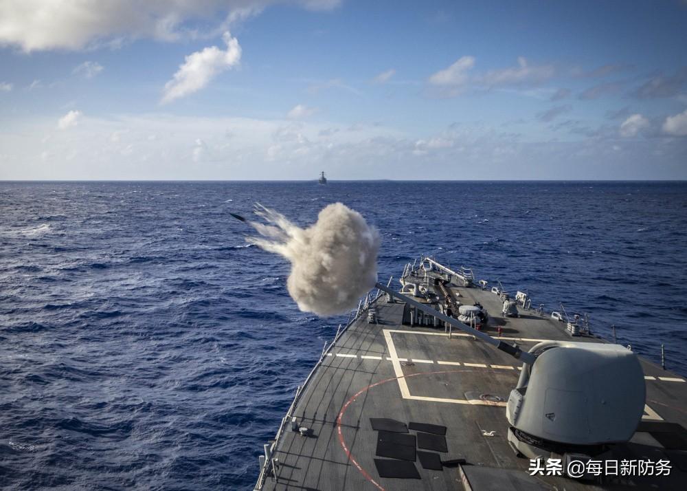 重磅消息!日媒爆料,美军罕见在钓鱼岛实战演习,解放军火速出击