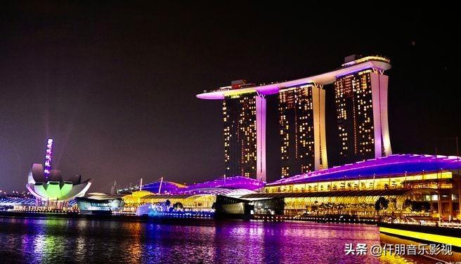 新加坡金沙赌场酒店,赌场外的风景更迷人