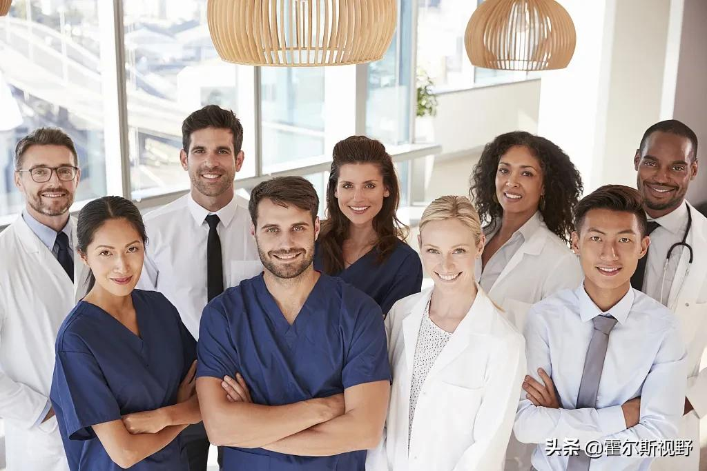 推动公立医院高质量发展,人才是第一资源