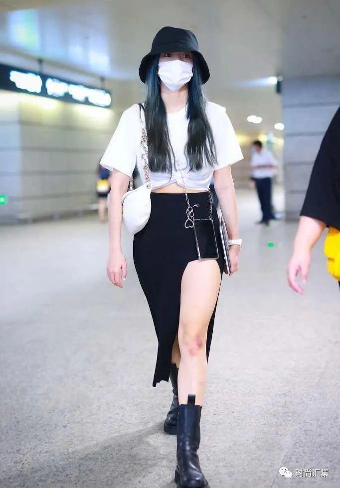 眾女星穿搭單品普通,穿著效果卻很時尚?這些小細節很重要