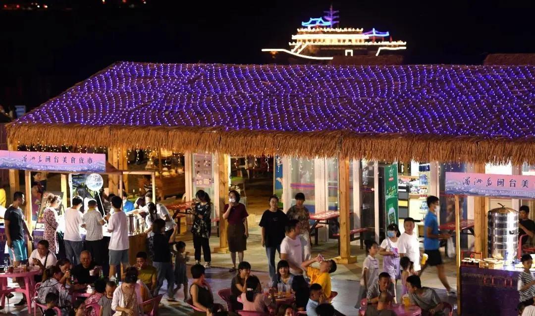 湄洲岛国际会展中心郡雅酒店:五一新玩法,恰逢妈祖诞活动多