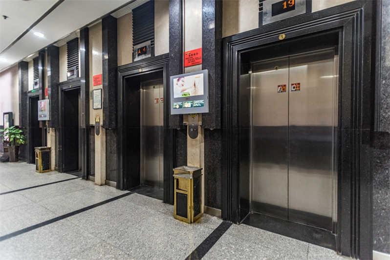 越都商务大厦精装带家具办公室招租,业主直租