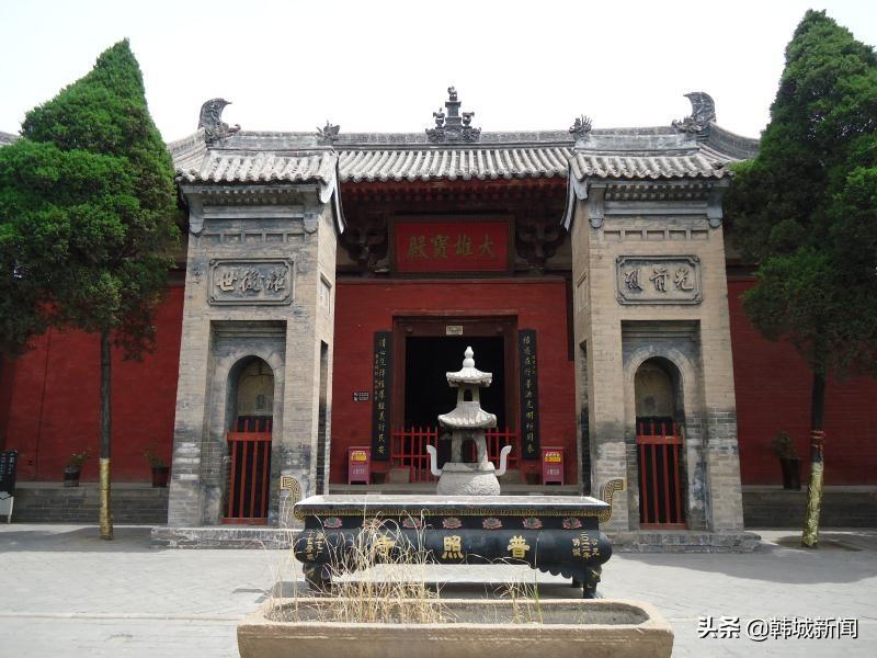「韩城故事」金元衰世——元代建筑