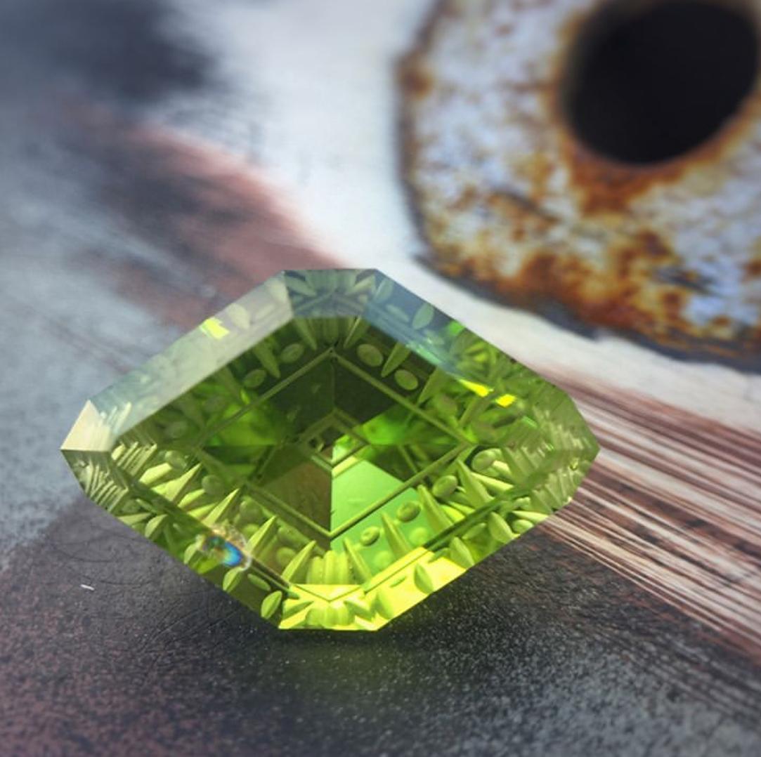 珠宝小知识-如何挑选橄榄石