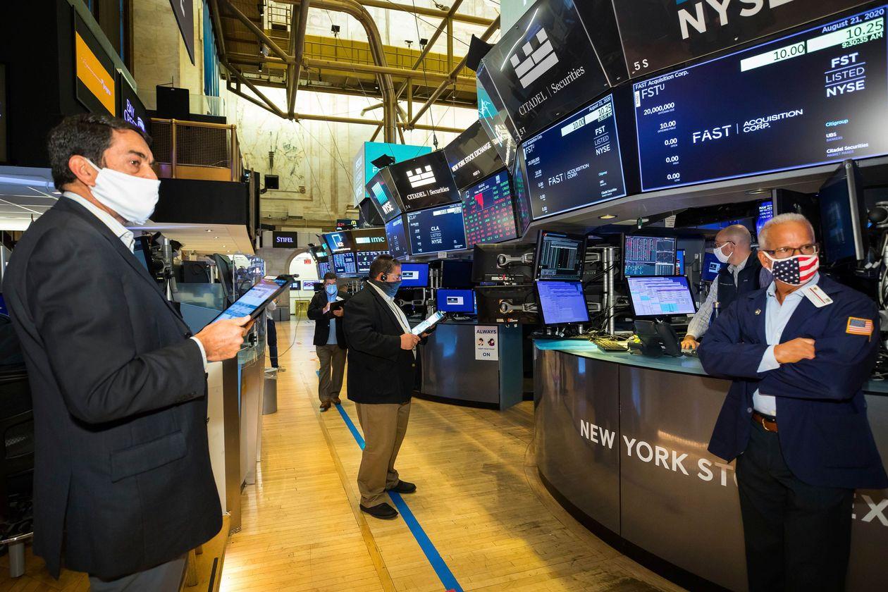 特斯拉漲8%,美股周二繼續修復行情,拆股和并購是主要刺激因素