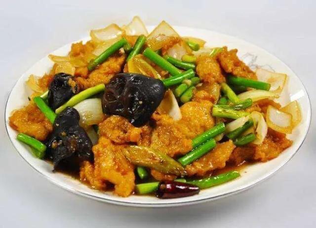 山西旅游必吃十大晋菜(值得收藏) 晋菜菜谱 第1张