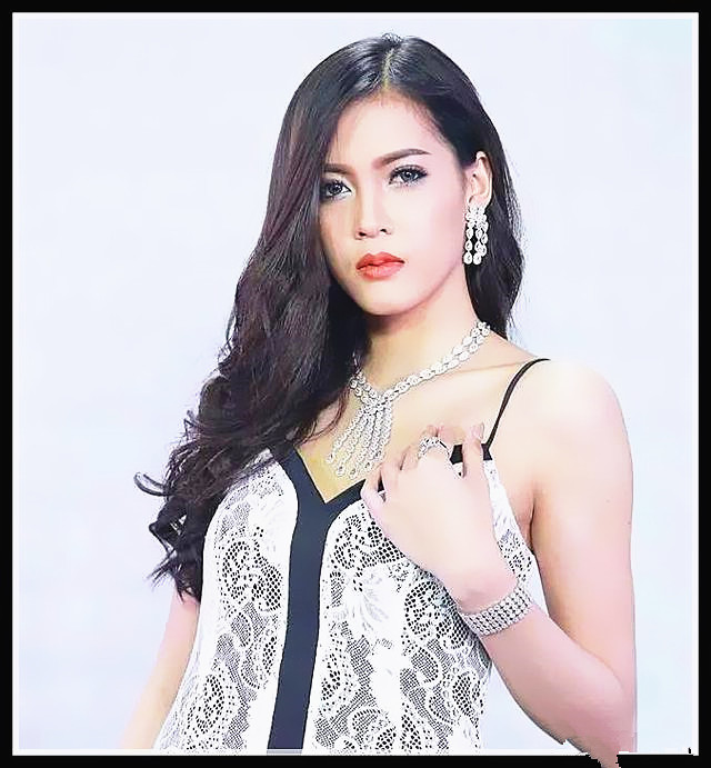 """她是环球小姐冠军,也是跆拳道黑带高手,是老挝的""""国宝""""级女神"""