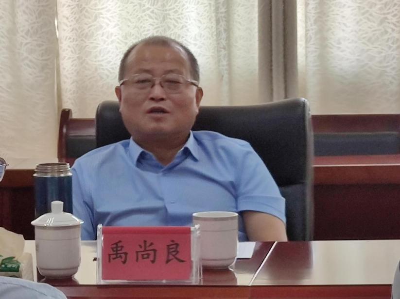 湘潭市民政局党委书记、局长禹尚良调研市福利院工作