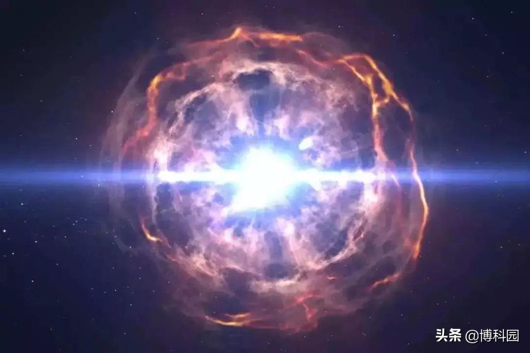 宇宙中最明亮的爆炸,超超新星能量达超新星的100倍