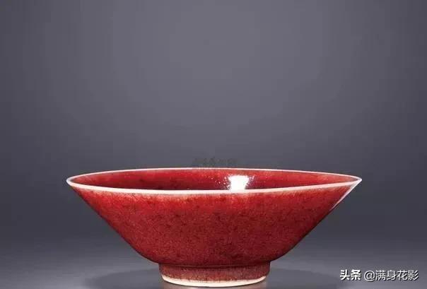 釉里红、郎窑红、霁红……傻傻分不清?认识瓷器中的一抹红色