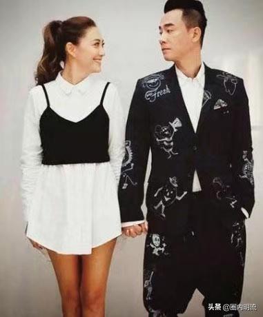 应采儿嫌陈小春不浪漫,除了我没人会嫁给他