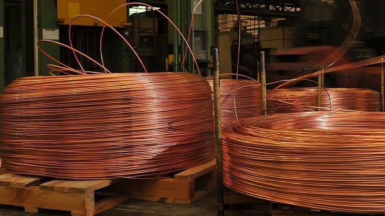 中国买盘回归推动了铜价飙升,高盛称:铜将出现历史性的短缺