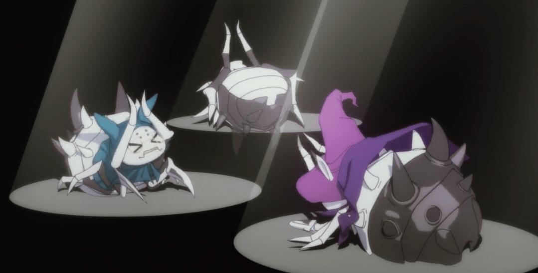 轉生成蜘蛛:岡姐上輩子救過蜘蛛子,蜘蛛子轉生後選擇默默保護她