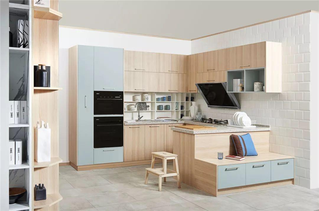 不挑户型的橱柜,用了都喜欢,你家选了吗