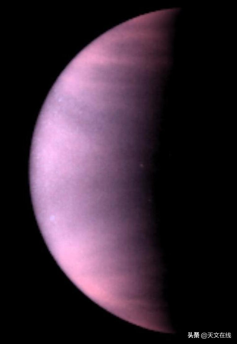 地球的近邻,极端的大气与温度,与地球相似又有别的金星