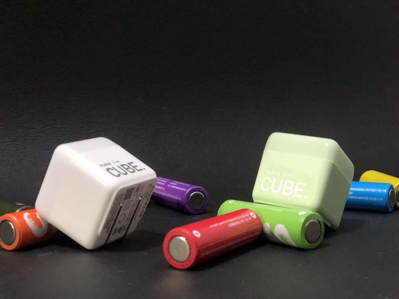 iPhone12福音,努比亚22.5w方糖快充:小身板大作用