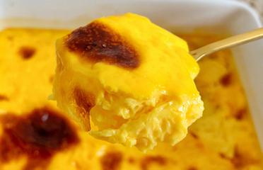 鸡蛋牛奶搅一搅,就搞定的奶香布丁,超嫩滑,全家老小毫无抵抗 亨饪做法 第2张