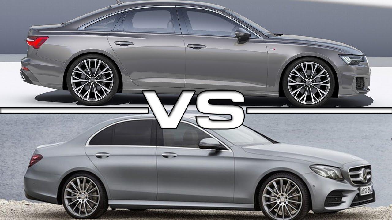 奔驰E级和全新升级一代的奥迪A6L如何选?大部分人到1月份选了新款奔驰