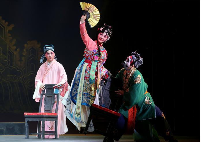 秦腔《再续红梅缘》受邀亮相北京文艺舞台