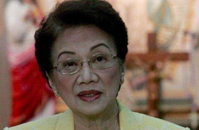 亚洲首位女总统,老家在中国福建,一生以自己是中国后人而骄傲
