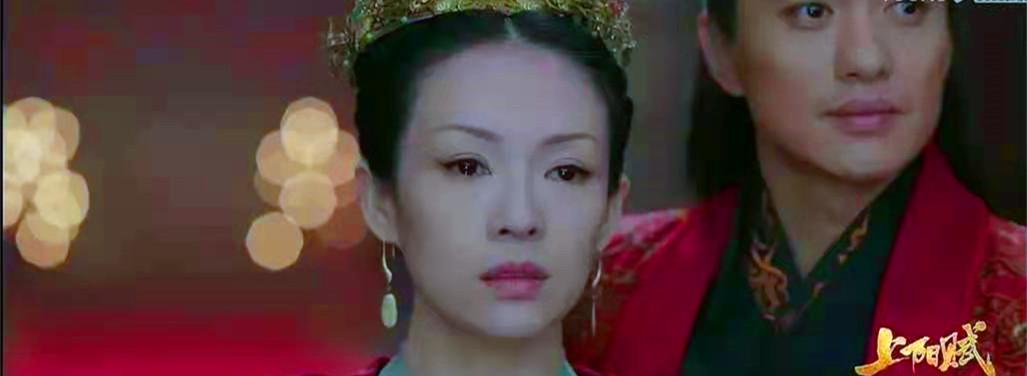 杀青两年才定档,章子怡首部电视剧《上阳赋》,让人既期待又担心