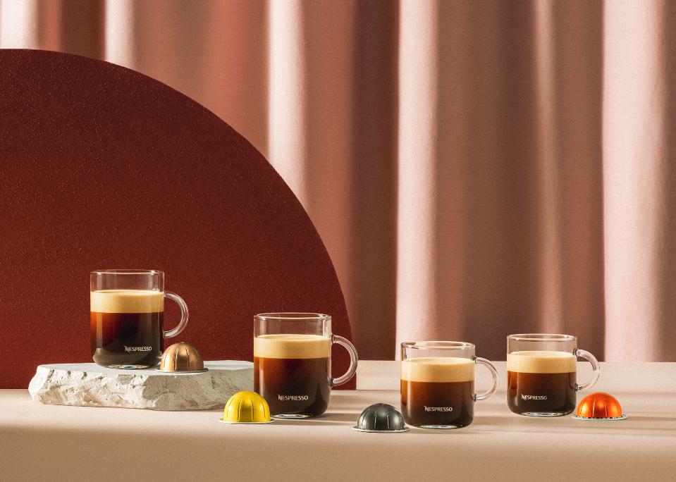 Nespresso浓遇咖啡全新Vertuo馥旋系列正式进入中国市场