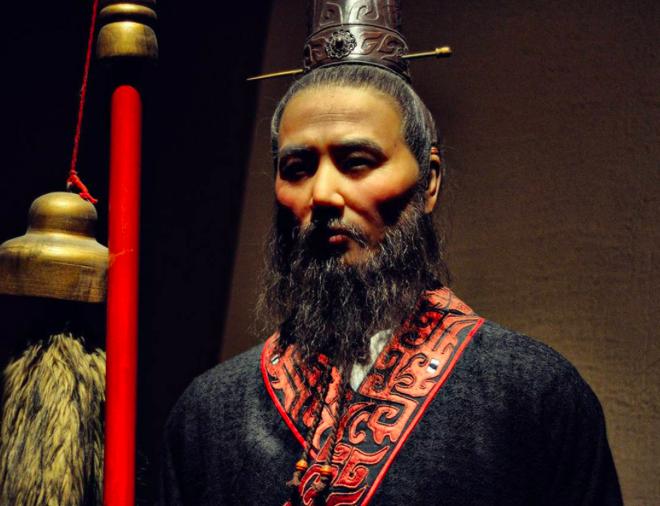 探险西域1:张骞被匈奴扣留十三年并逼其娶妻生子