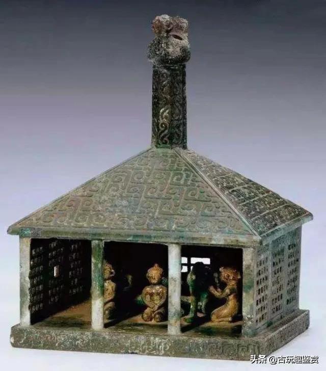当青铜器和建筑结合,会产生怎样的存在?带你感受青铜器的魅力