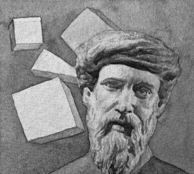 坤鹏论:柏拉图更像是毕达哥拉斯的注脚(中)-坤鹏论