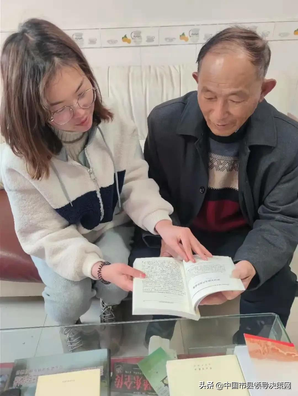 江苏响水县军休干部凝心学党史 争做好党员