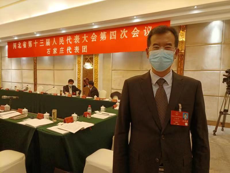 2021河北两会 | 省人大代表于树中:建议打造京津冀城市群民生必需品应急物流基地