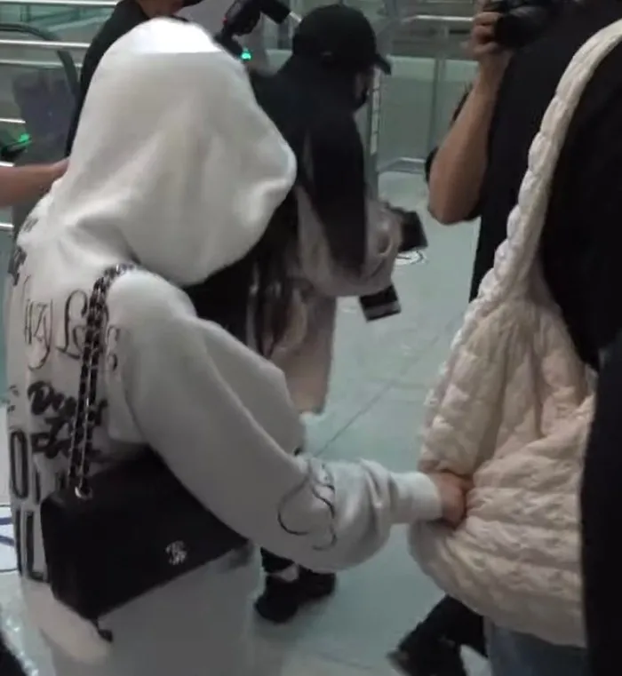JENNIE是患机场恐慌症了吗;《Girls Planet 999》中国选手排名公开